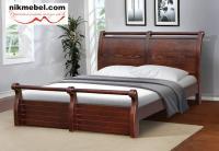 Кровать 2Сп СИЦИЛИЯ (коллекция УЮТ)