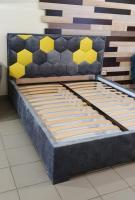 Кровать с подъемным механизмом СОТЫ