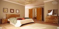 Спальня БОГЕМА(BOGEMA) вариант №1