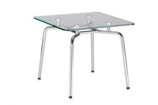 Стол HELLO Table GL chrome