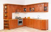 Кухня угловая ТЮЛЬПАН