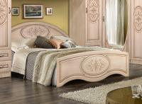 Кровать с низким изножьем (без каркаса) ВАСИЛИСА