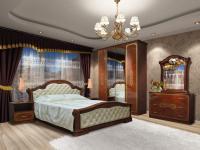 Спальня 4Д ВЕНЕЦИЯ НОВА