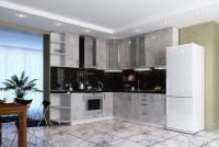 Кухня угловая ВИНТАЖ 2300*2400